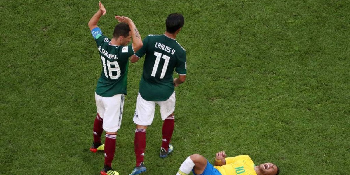Capitán de México se burló sin piedad de Brasil tras su eliminación del Mundial
