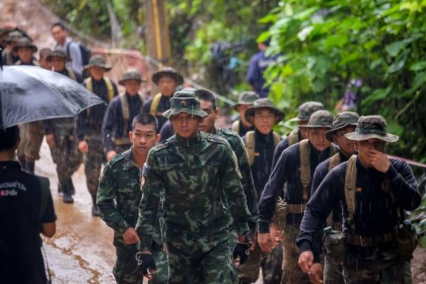 lluvias monzónicas tailandia