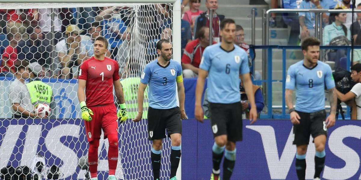"""""""Nada que reprochar"""": los históricos y la prensa charrúa respaldaron a Uruguay a puro elogio"""
