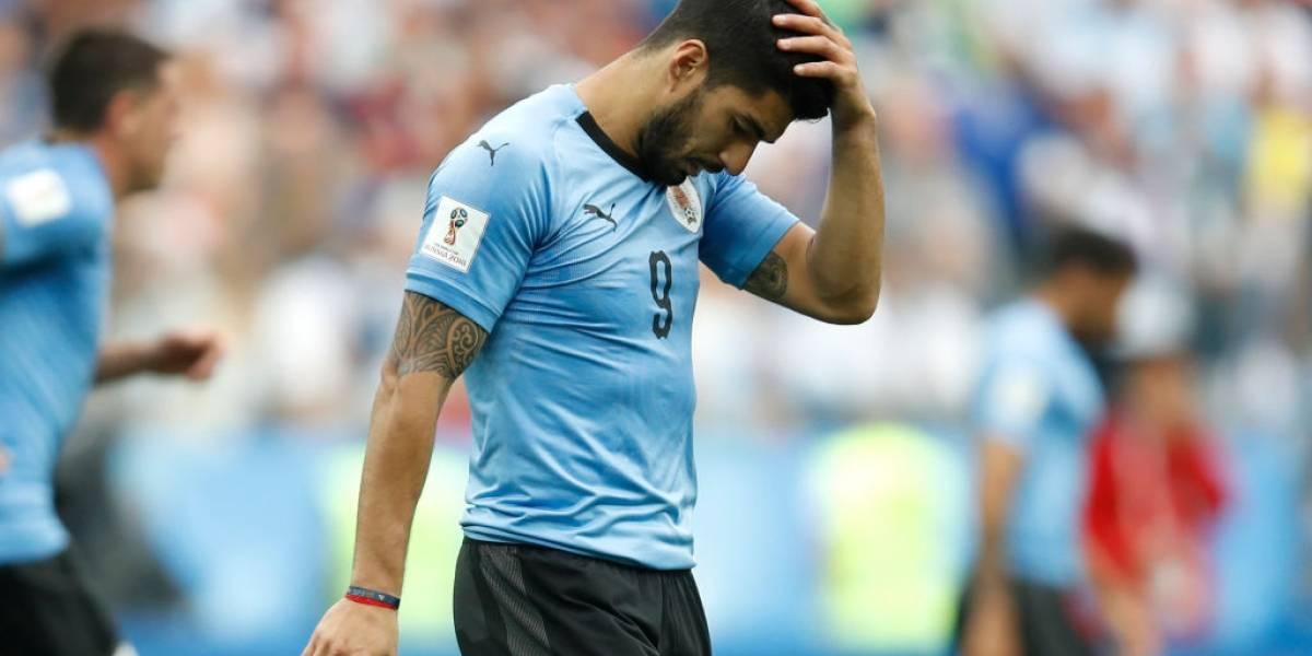 """Suárez deja las cosas claras: """"Para que vean que Griezmann no es uruguayo, es francés y nos hizo un gol"""""""
