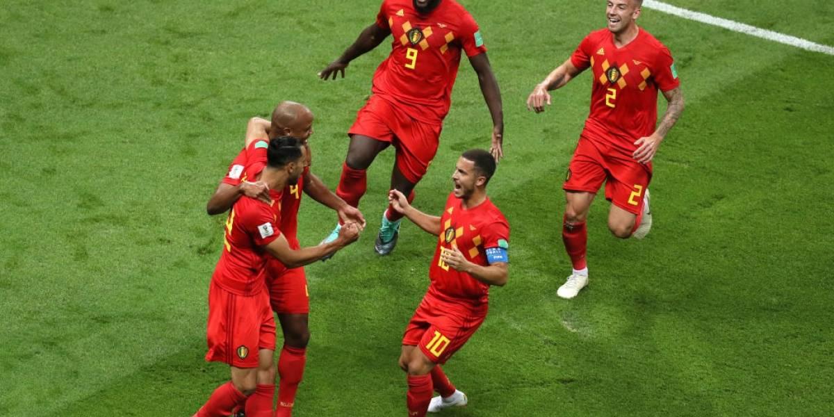 Minuto a minuto: Bélgica aumenta ante Brasil gracias a un fulminante contragolpe que definió De Bruyne