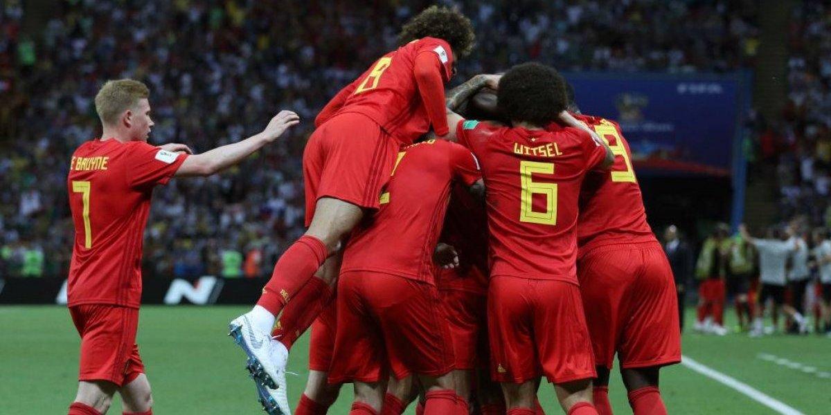 Resultado de imagen para belgica brasil 2018