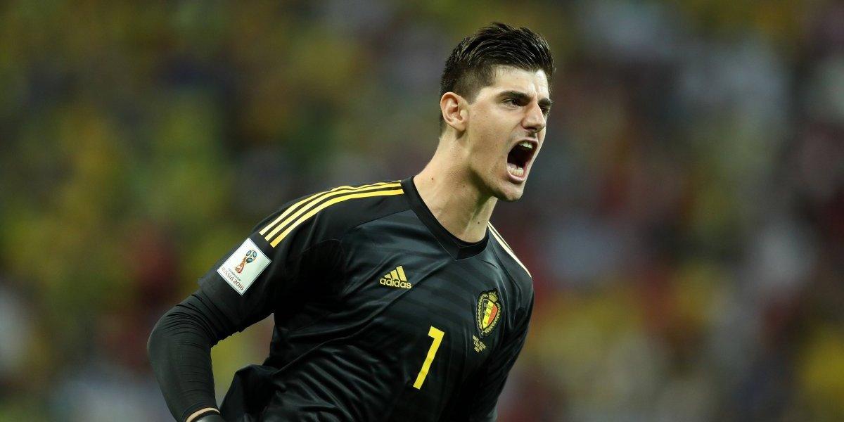 """""""Ellos ya pensaban que eran campeones, pero los vencimos"""": Arquero belga tras eliminar a Brasil"""
