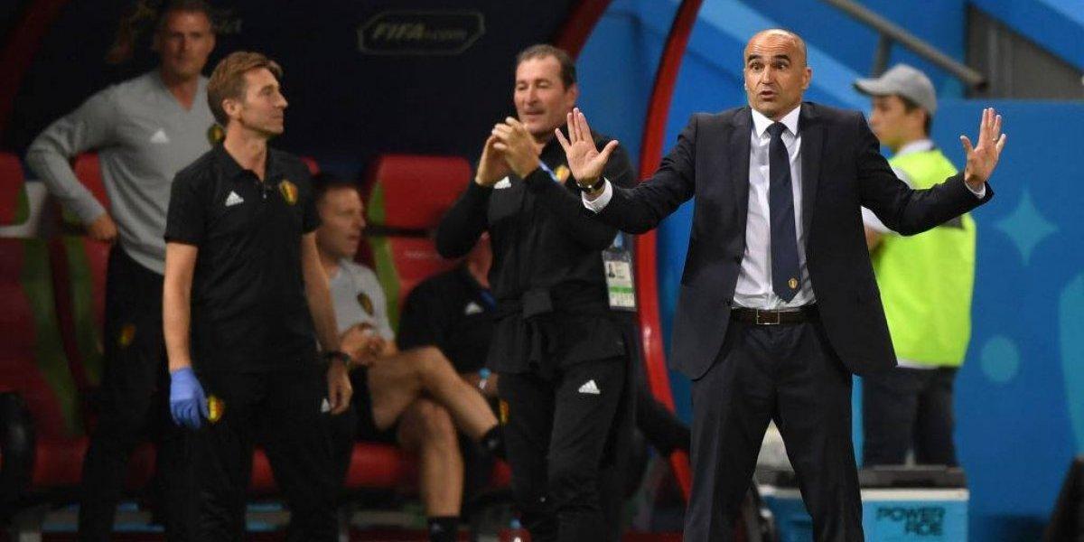 """Bob Martínez se rinde a la """"Generación Dorada"""" de Bélgica: """"Este equipo se merece un éxito como éste"""""""