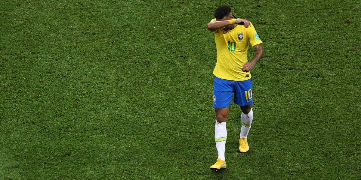 """""""A llorar a su casa"""": la prensa internacional festina con la eliminación de Neymar y Brasil del Mundial"""