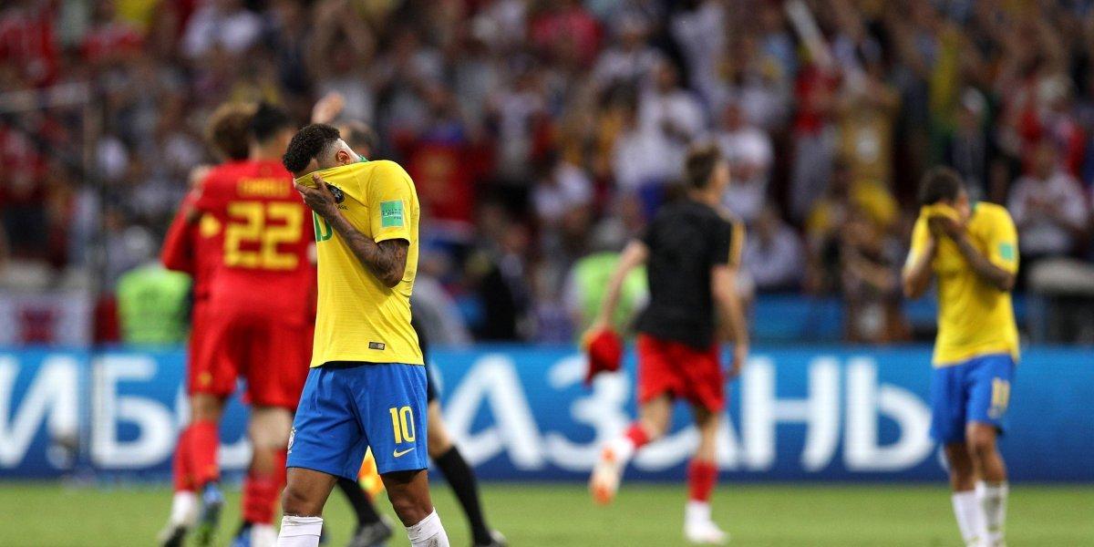 Brasil continúa con 'la maldición europea'