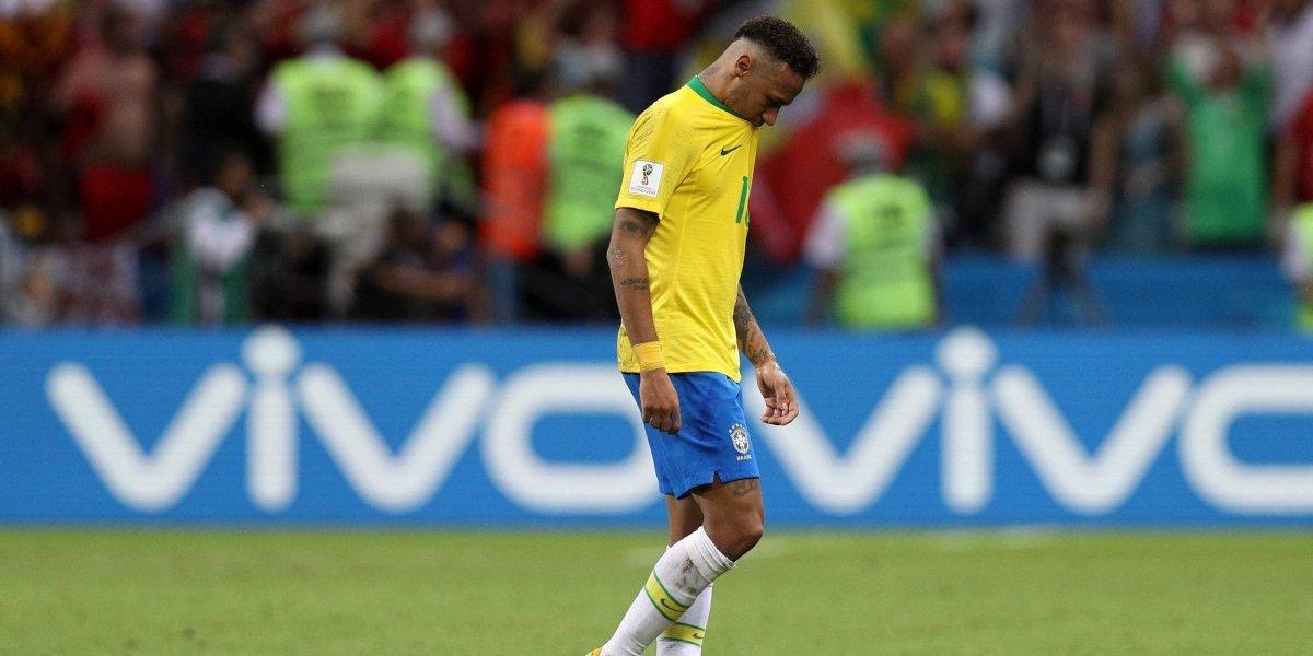 """""""Se escapó el hexa"""", """"nadie es invencible"""": El llanto de Brasil en Rusia 2018 recordó la vergüenza ante Alemania"""