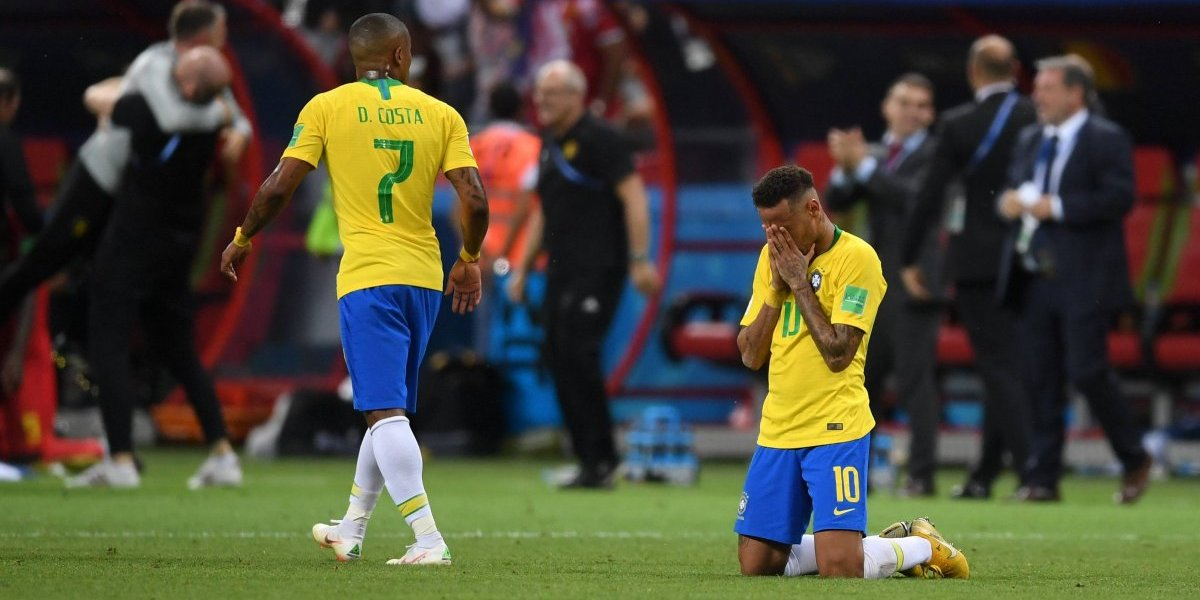 VIDEO: Mexicanos en Rusia se burlan de Neymar tras eliminación