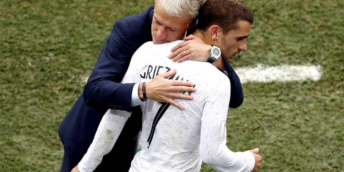 ¿Por qué Griezmann no le gritó su gol a Uruguay?