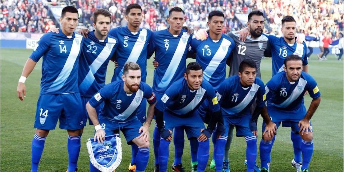 El uniforme usado por la Selección Nacional anteriormente
