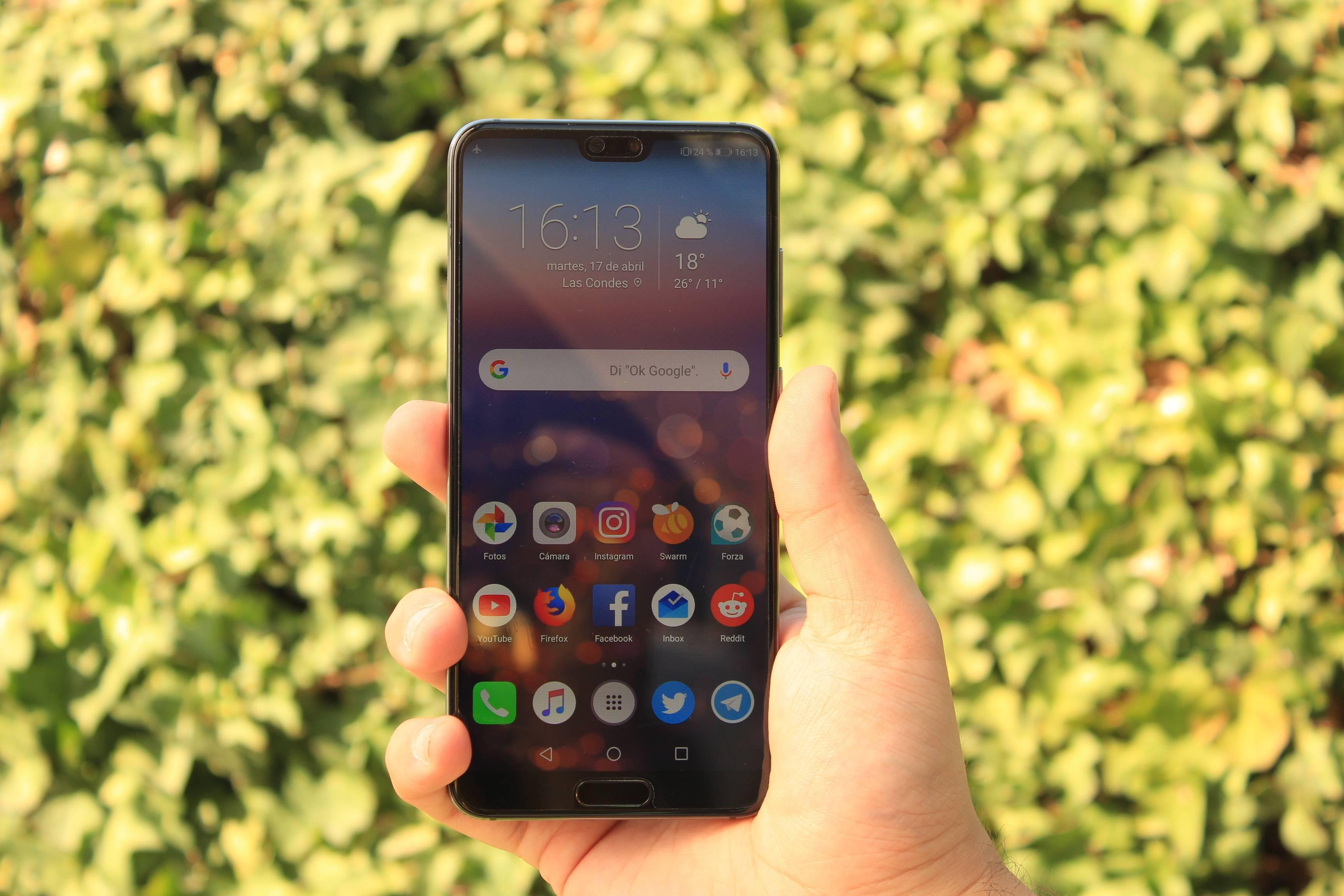 Huawei P20 Pro en Colombia