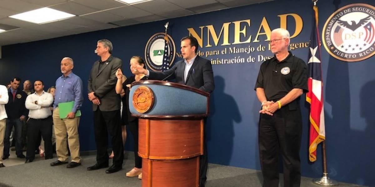 Gobernador activa estado de emergencia en Puerto Rico ante paso de Beryl