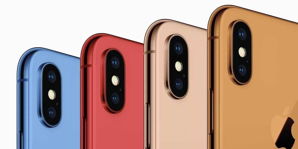 Novos modelos do iPhone podem ser coloridos e dual sim