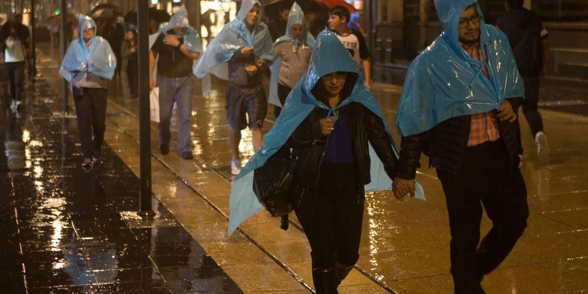 Reportan lluvias fuertes y temperaturas de 35 grados en 22 estados