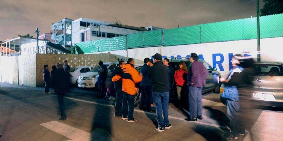 Demoler el Colegio Rébsamen no afecta la carpeta de investigación: PGJ CDMX