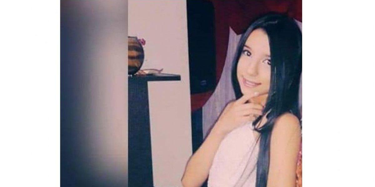 Joven de 16 años que estaba desaparecida fue encontrada sin vida