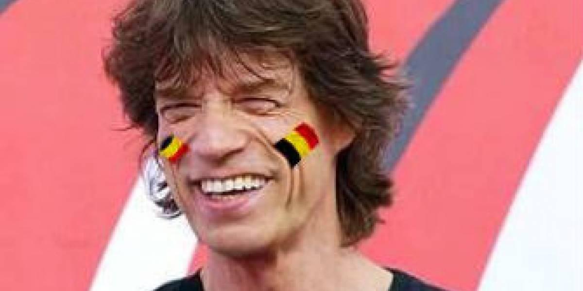 Luciana Gimenez defende Jagger e critica Galvão: 'Azarado é você'