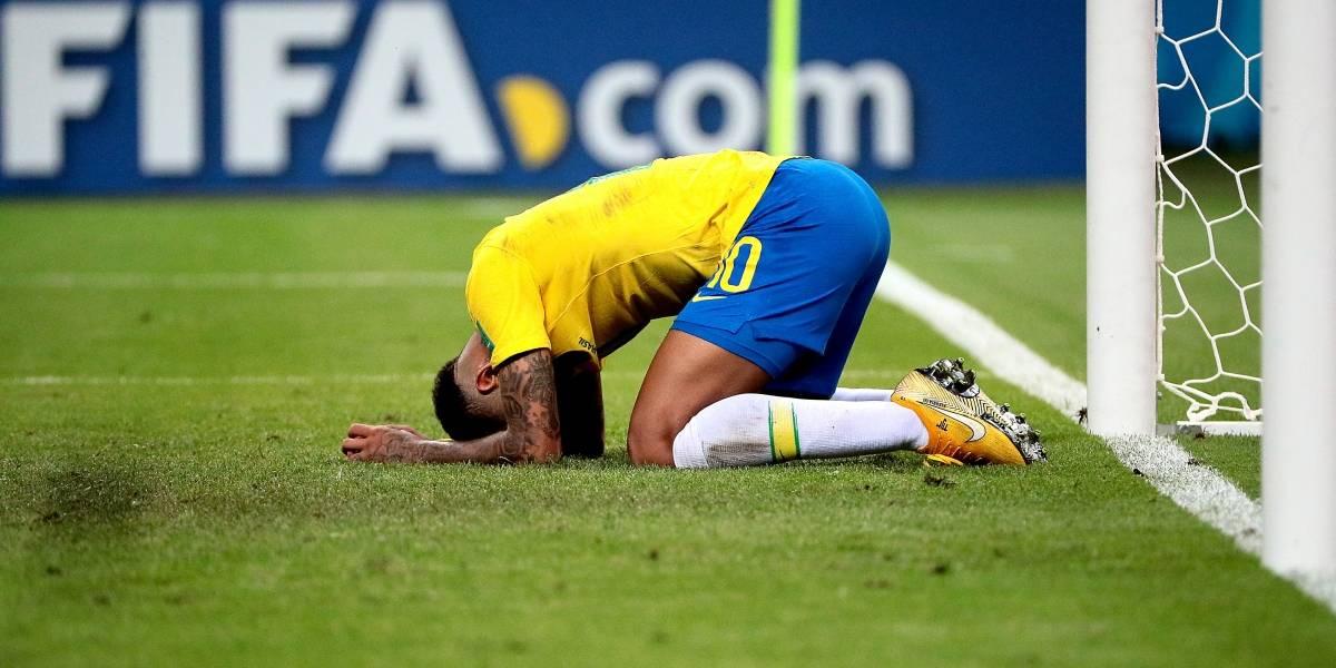 Brasil vs Bélgica: Llegaron los memes