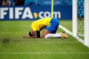 Brasil se va del Mundial en cuartos de final de Rusia 2018