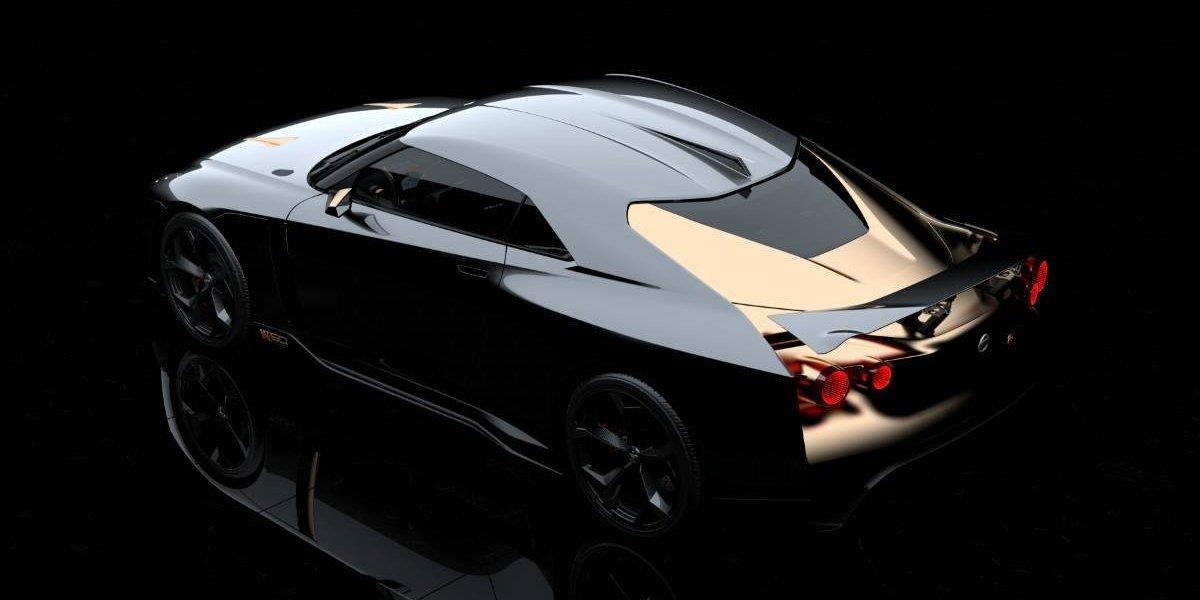 GT-R50, el primer trabajo conjunto de Nissan e Italdesign