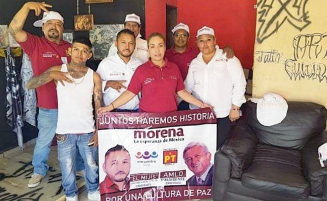 """Conoce al """"Mijis""""; el ex pandillero que llegó a ser diputado en México y está causando polémica"""