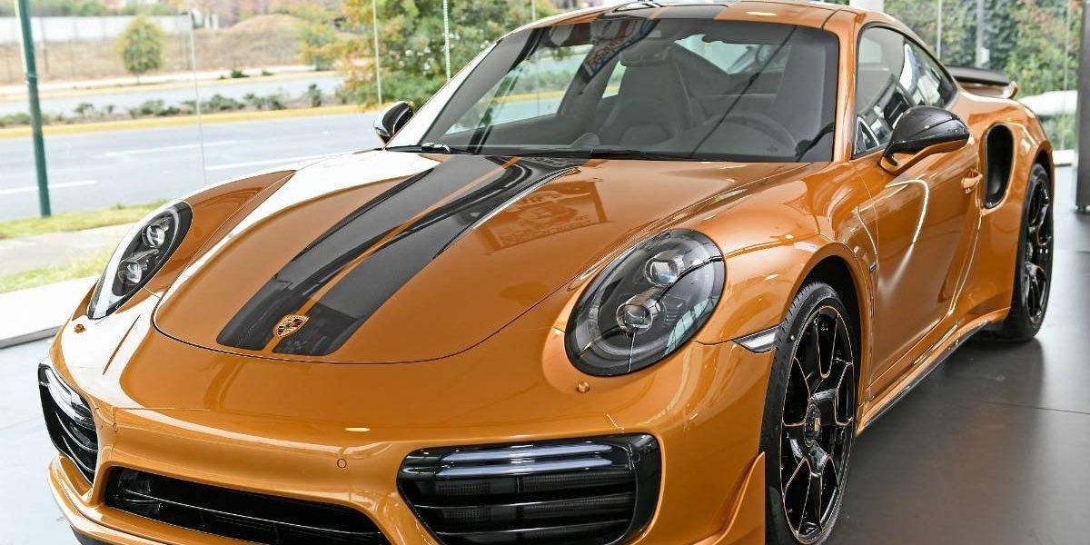 Llega a Chile el selecto Porsche 911 Turbo S Exclusive Series