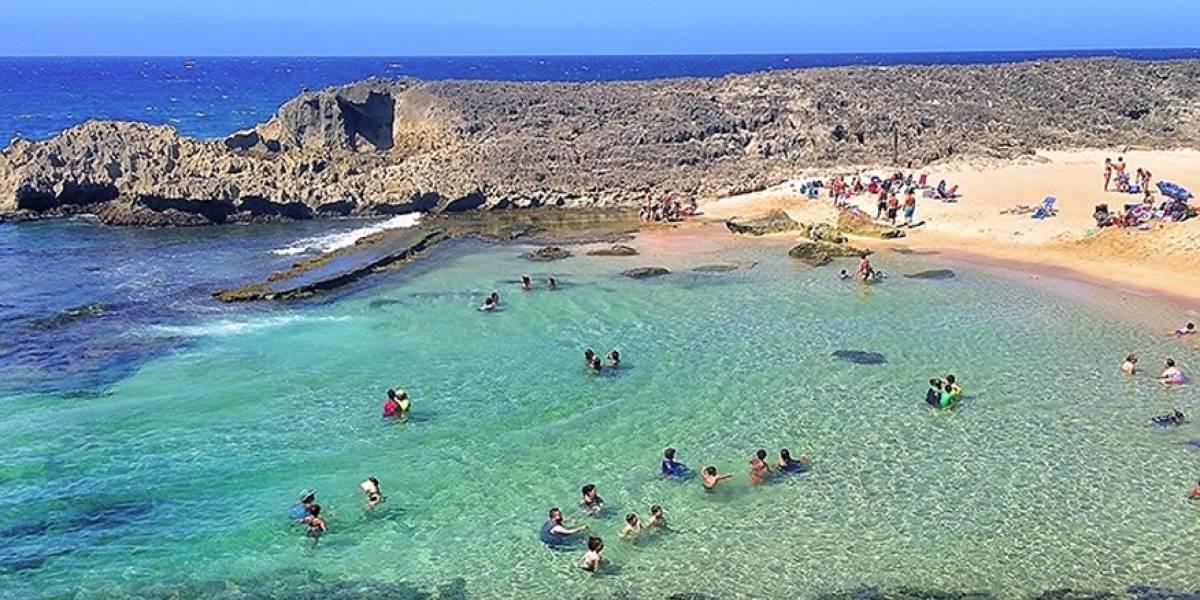 Joven resulta ahogado en playa de Manatí