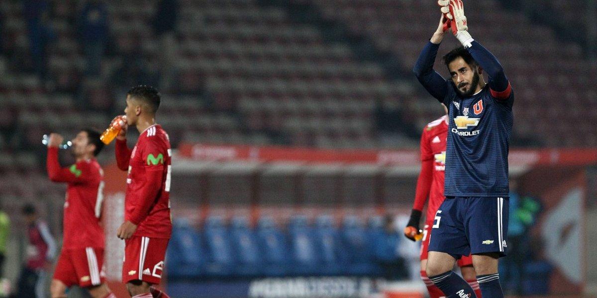 Vuelve Johnny Herrera: la formación de la U para enfrentar a Cobreloa por Copa Chile