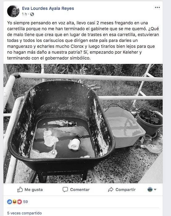 post de Eva Ayala Reyes