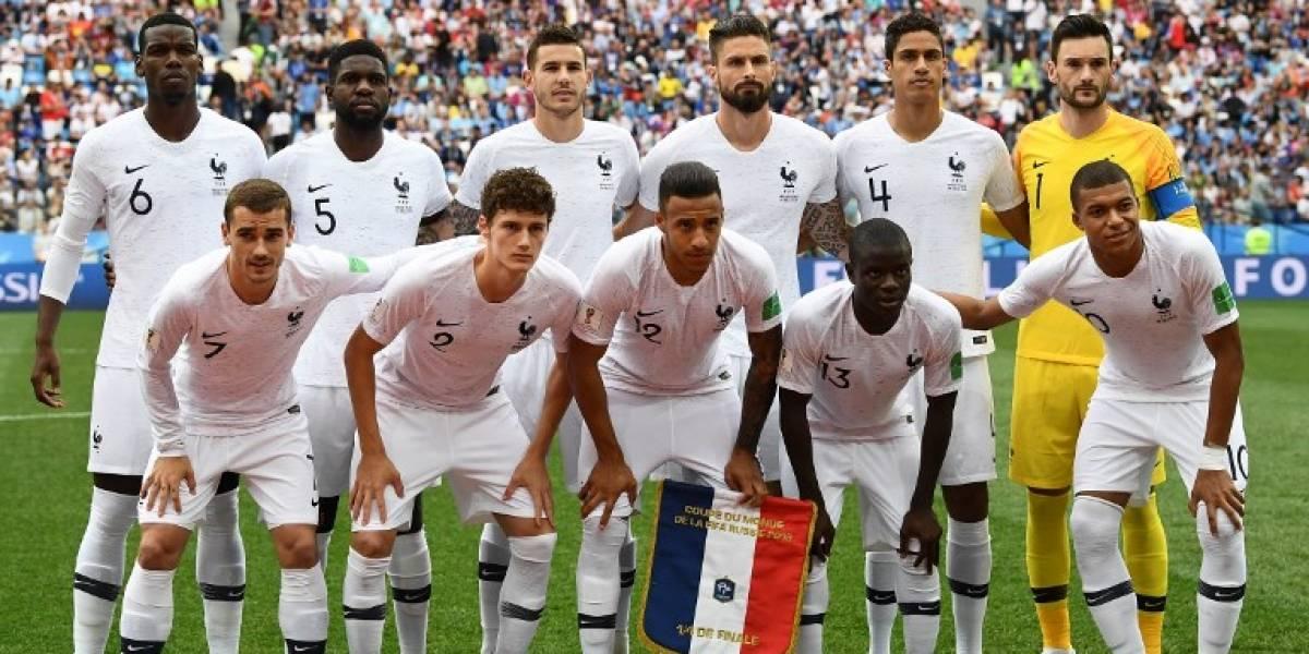 VIDEO. La selección de Francia baila y canta con el reguetón de Ozuna