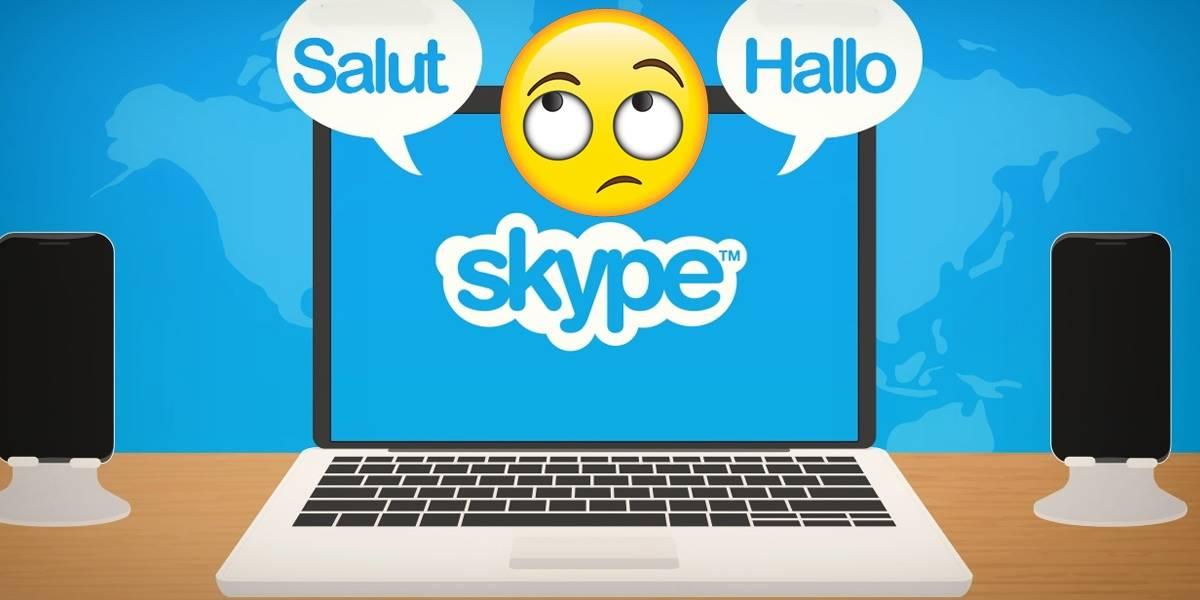 Skype ya te deja hacer videollamadas grupales con 50 contactos