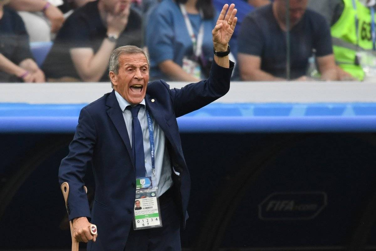 Uruguay sin Cavani y Suárez para la China Cup
