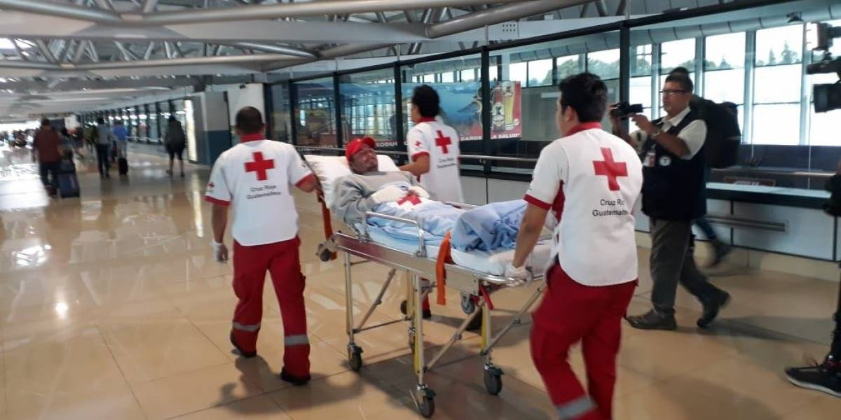 Regresa segundo paciente fue atendido en México