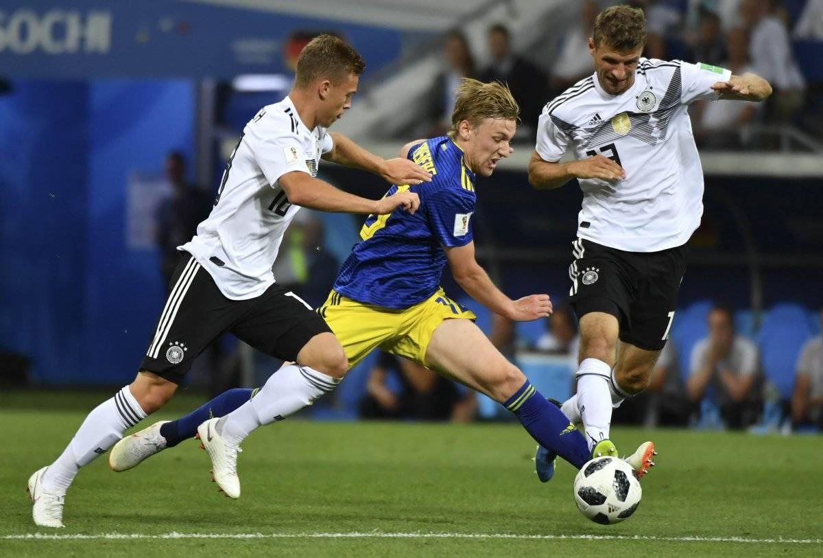 Un triunfo ante Suecia fue lo único que logró