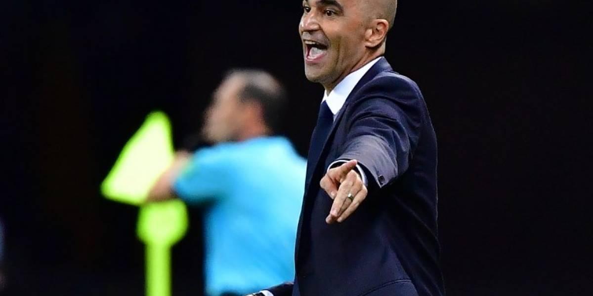 """""""Soy el hombre más orgulloso del mundo"""", dice Martínez tras triunfo de Bélgica"""