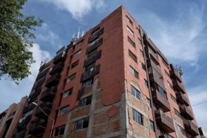 Demolición del edificio ubicado calle Laureles 87 afectado por el pasado sismo del 19 de septiembre en la delegación Coyoacán