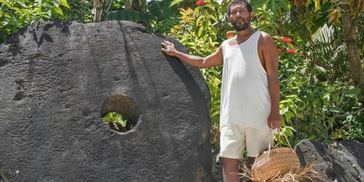 A ilha onde as moedas podem ser maiores que os habitantes