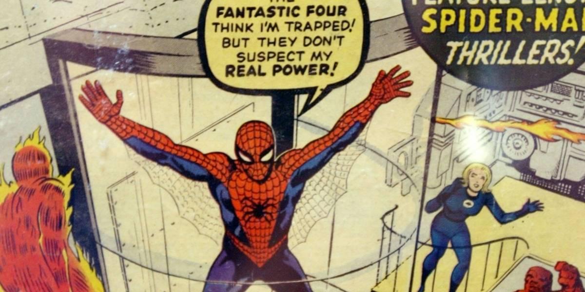 Encuentran muerto a cocreador de Spider Man