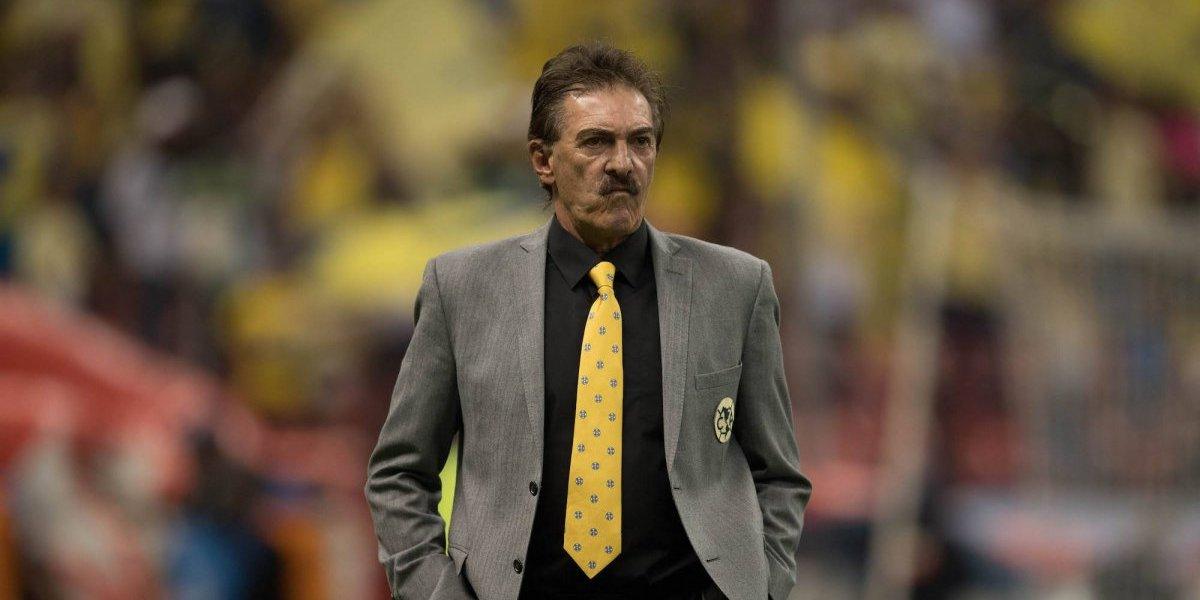 La Volpe sugiere 'nacionalizar jugadores' en México
