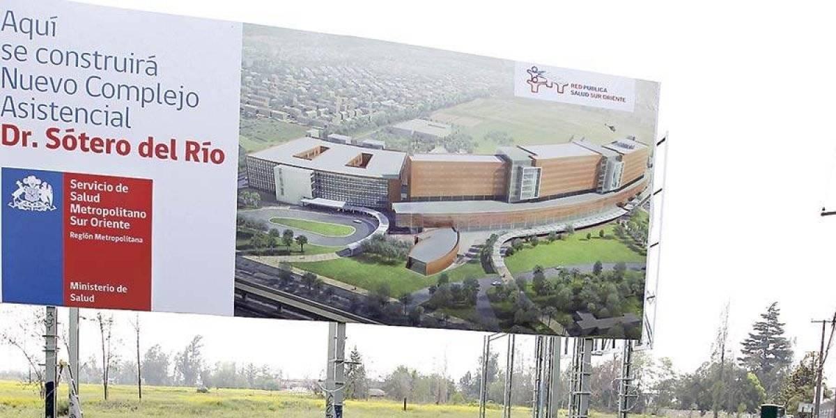 La importancia del Sótero del Río: hospital atiende a 1,7 millones de personas