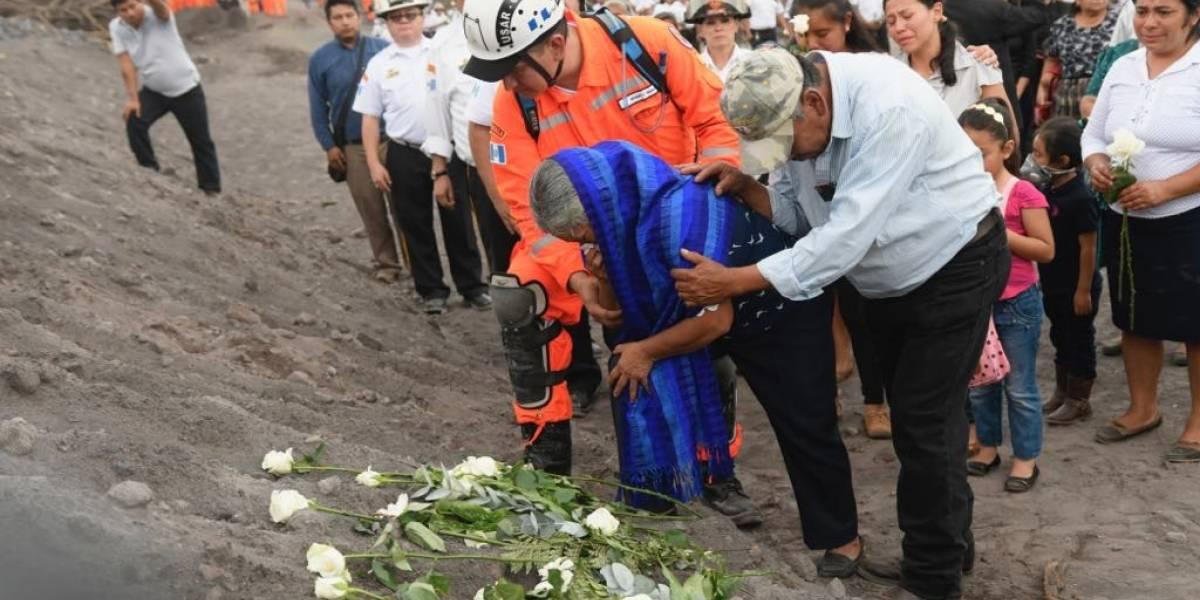 225 mdd, costo por los daños ocasionados por el volcán en Guatemala