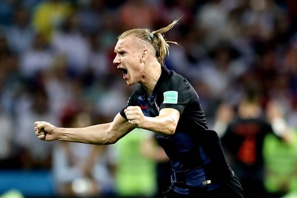 Video del gol de Domagoj Vida con Croacia vs Rusia