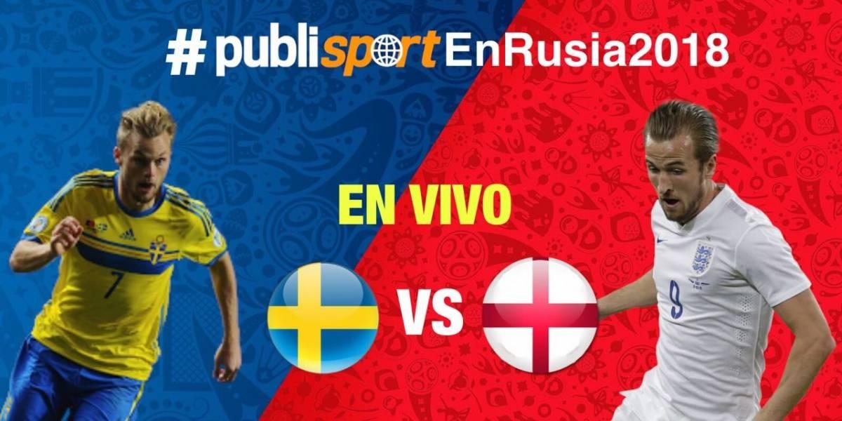 Inglaterra elimina a Suecia y avanza a Semifinales