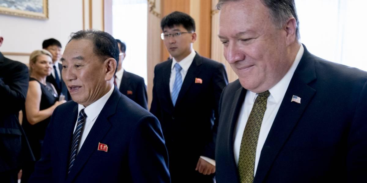 """Corea del Norte cree """"lamentable"""" la actitud de EU en negociación sobre desarme"""