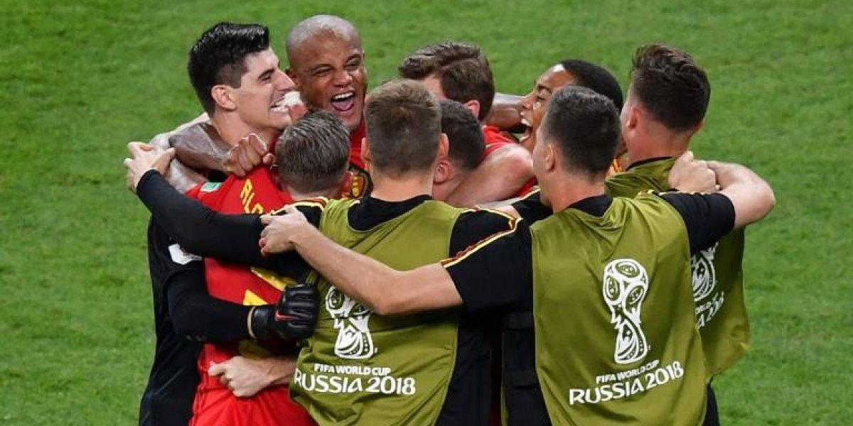 El bajo costo que tienen los jugadores de Bélgica, ¿cambiará con su actuación en el Mundial?