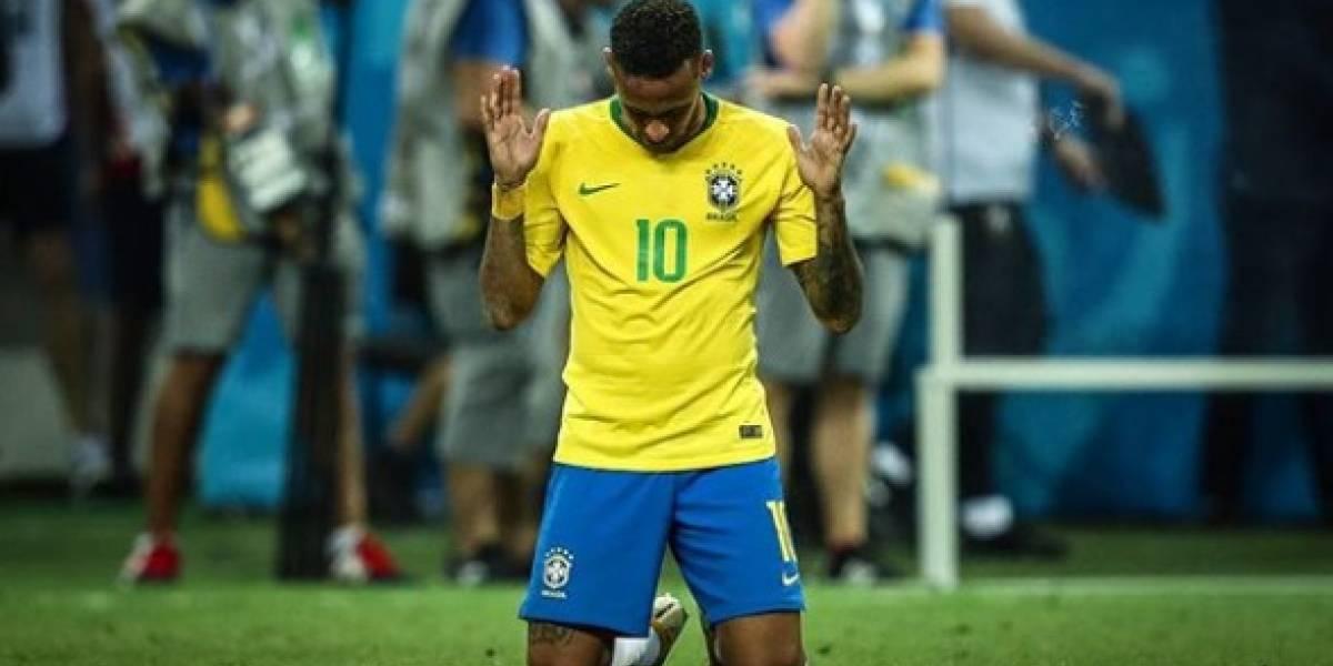 Neymar admite que no tiene fuerza para volver a jugar futbol