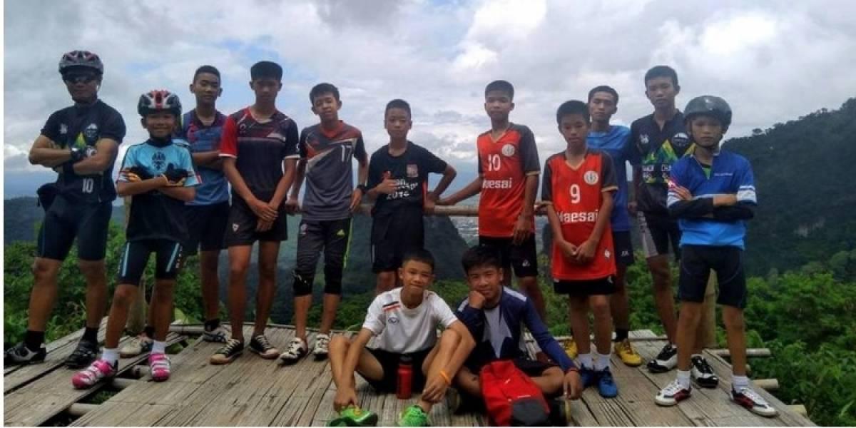 """Niños atrapados en cueva de Tailandia: """"No se preocupen papá, mamá"""""""