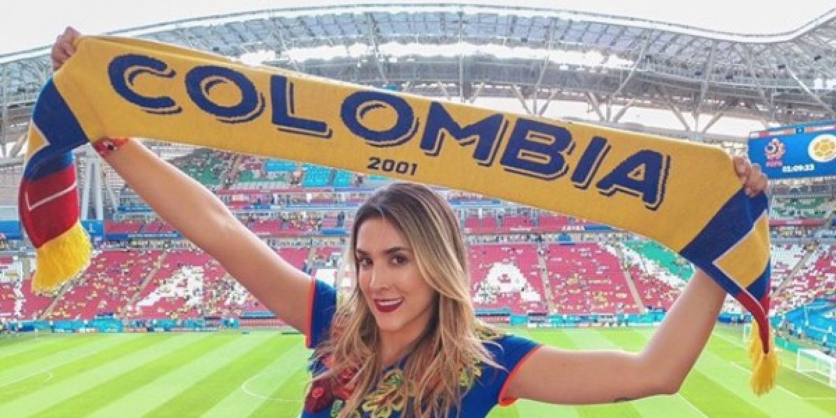 Daniela Ospina preocupa por su estado de salud
