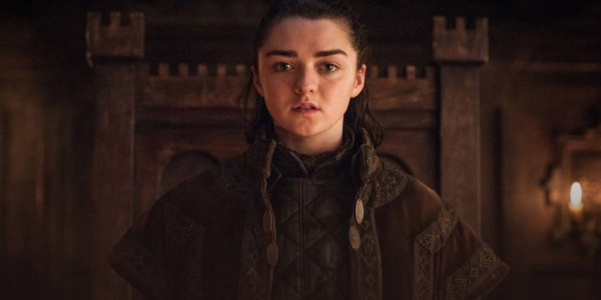 'Arya Stark' se despide de Game of Thrones con impactante imagen [FOTOS]