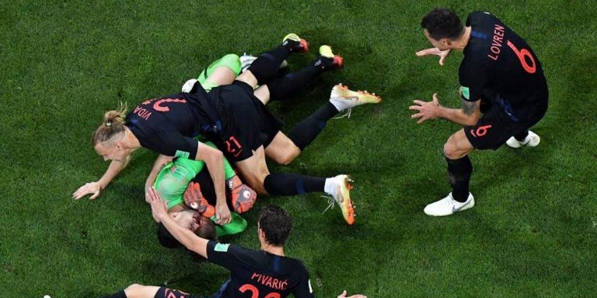 """¡Aliento de """"Vida""""! Croacia elimina al anfitrión y avanza a las semifinales del Mundial"""